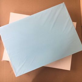 China Customized Water Printing Transfer Paper , Bule 390 * 540 Mm Waterslide Paper supplier