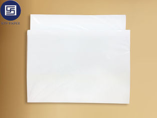 China 390 * 540mm Water Transfer Printing Paper White Color For Casque OEM supplier