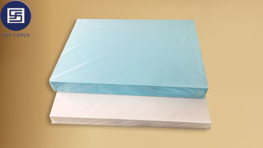 China Professional Interior Blue Waterslide Transfer Paper No White Dot With Good Slip supplier