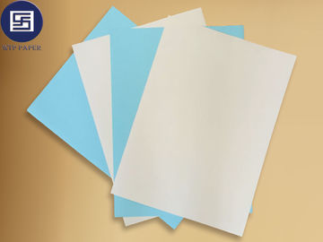 "China Blue / White Customized Water Transfer Printing Paper 11"" X 17"" For Glass / Metal supplier"