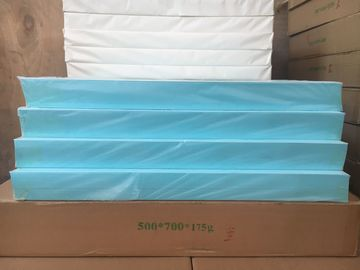 China White Water Transfer Paper 400 * 600mm With Good Tensile Strength supplier