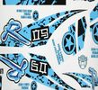 "China Home Decoration Inkjet Waterslide Decal Paper 25 Sheets 8.5"" X 11""  OEM factory"