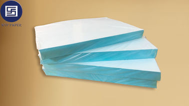 400 * 600 Blue Water Transfer Printing Paper OEM For Electromobile