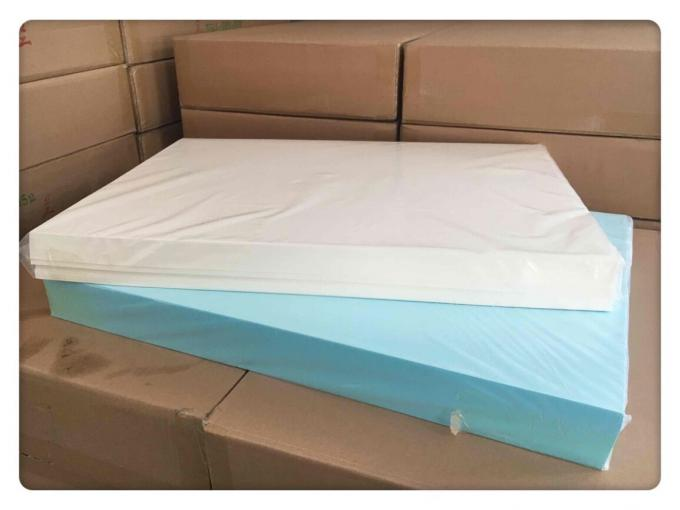 White Screen Printing Water Transfer Paper Customized Smooth Surface For Printing